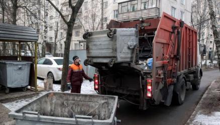 Жители десяти районов области будут платить за вывоз мусора на 27 процентов меньше