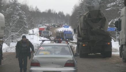 «Новгородавтодор» заключит новый контракт на ремонт аварийного моста через Шегринку в Окуловском районе