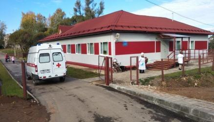 Центр врача общей практики в Угловке начал свою работу