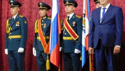 16 августа состоялась торжественная церемония вступления в должность главы Окуловского района Алексея ШИТОВА